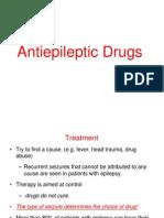 Antiepileptic Drugs-good Lecture