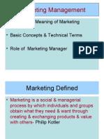 Marketing Management 1 Comp