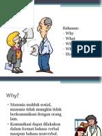 Konsep Dasar Komunikasi