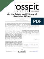 67 08 Overhead Lifting