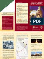 Programa Das Festas 2014
