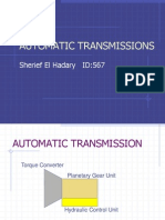 Auto Transsmission  Shelhadary