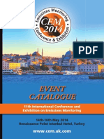 Cem2014 Catalogue