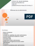 Notiunea de act administrativ .pptx