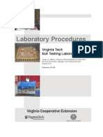 Laboratory Procedures