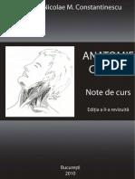 Anatomie Clinica - Note de Curs - Prof. Dr. Nicolae M. Constantinescu
