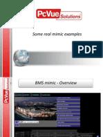 PcVue Mimic Examples