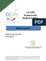 ccgps math 5 unit6frameworkse
