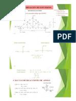 Estructuras - Determinación de Esfuerzos Por El Metodo de Los Nudos
