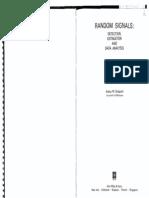 Random Signals Detection Estimation and Data Analysis Shanmugan Breipohl 1988