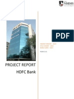 Hdfc Report 2