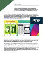 The 1-2-3 of App Reskin – iOS AppsOnline