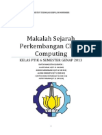 Makalah Cloud Computing