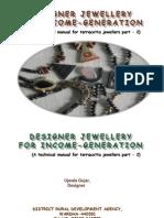 DESIGNER JEWELLERY  FOR INCOME-GENERATION