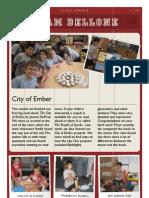 Newsletter -October 09