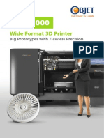 Objet 1000 3D printer