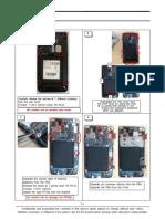 Samsung GT-i9100 disassembly manual