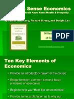 Key of Economics