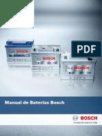 Baterias Manual Bosch