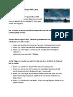 lsfrstelse och reflektion divergent2