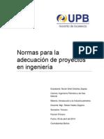 Estudios Geofísicos en Bolivia