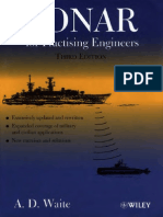 Sonar for Practising Engineers, 3rd Edition