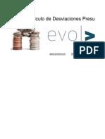 Desviaciones-Presupuesto