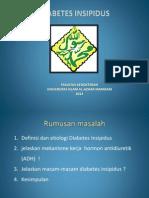 TR Diabetes Insipidus