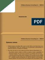 Presentación Chilebras S.a.
