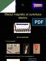 efectulmagneticalcurentuluielectric