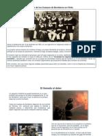 Origen de Los Cuerpos de Bomberos en Chile