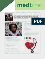 International Medical Group Newsletter April Issue