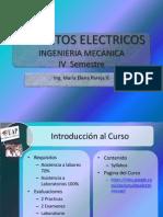 1-Parámetros de Circuitos - Electricidad