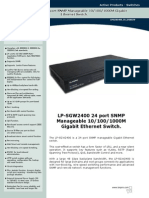 Documents en Active LPSGW2400 SS ENB01W