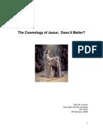 The Cosmology of Jesus