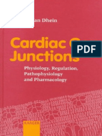 S. Dhein - Cardiac Gap Junctions. Physiology, Regulation, Pathophysiology and Pharmacology (1998)