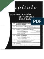 Administracion Estrategica de La Capacidad Cap5 Aquilano