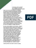 Mihai Eminescu - Scrisoarea a III-A