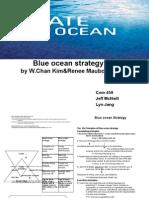 Blue Ocearn Strategy