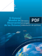 Sistema Mundial Observacion de Los Oceanos