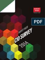 Harvey Nash Cio Survey 2014