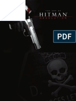 Hitman Absolution Professional Edition Digital Artbook