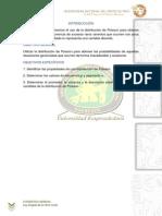Distribución de Probabilidades Para Variables Aleatorias Discretas