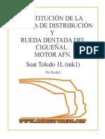 Sustitución de La Correa de La Distribución AFN