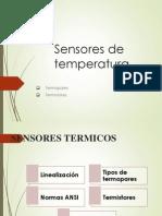 Sensor Es Temperatura