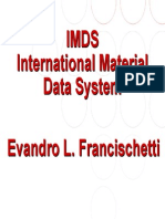 IMDS_International Material Data Sheet