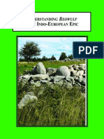 Earl R. Anderson, Mary P. Richards Understanding Beowulf as an Indo-European Epic a Study in Comparative Mythology 2010
