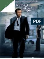 007 Casino Royale Sheets