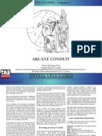 Primal Urge - Elite Studies - Arcane Conduit