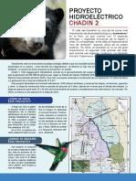 Proyecto Hidroelectrico Chadin II